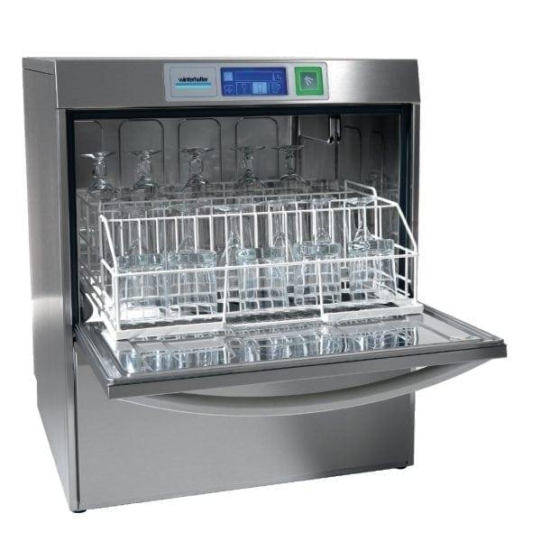Winterhalter Undercounter Warewashing M/C Model M with integral softener(Direct)-0