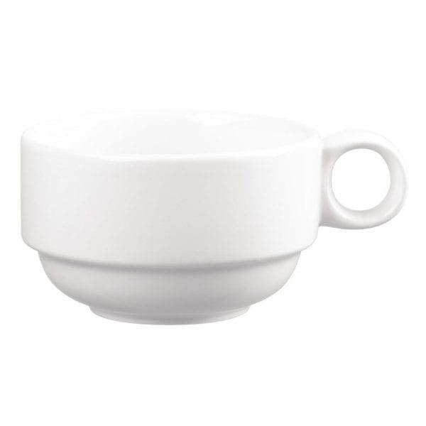 Churchill Profile Stacking Breakfast Cup - 10oz 284ml (Box 24) (Direct)-0