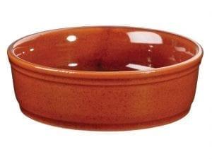 "Art de Cuisine Rustics Terracotta Mezze Dish7oz 199ml 4 3/8""110mm(Box 6)(Direct)-0"