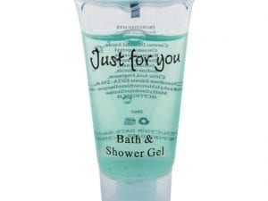 Just For You Bath/Shower Gel - 20ml (100 Tubes)