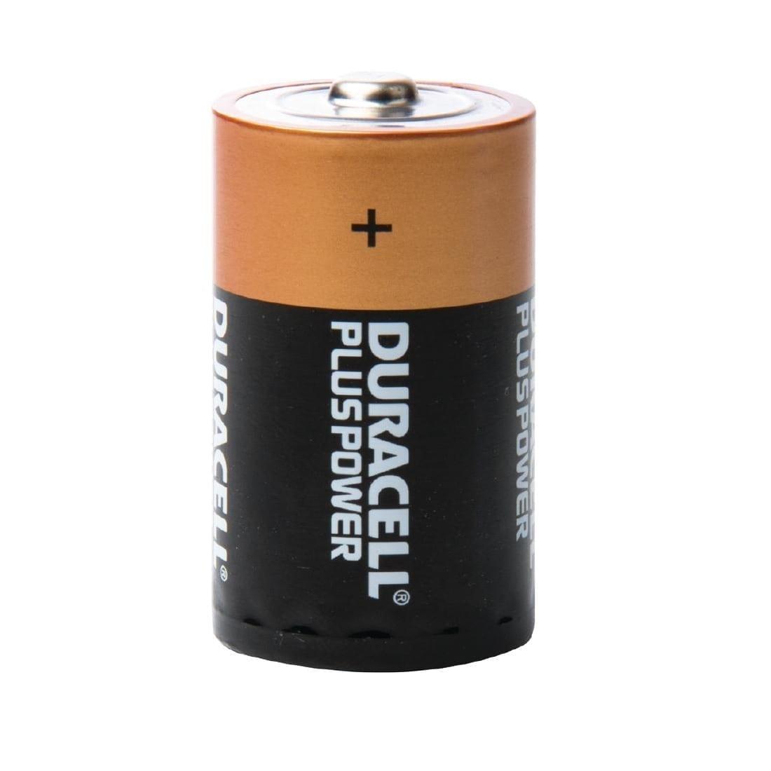 Duracell Battery D (Pack 2)-0