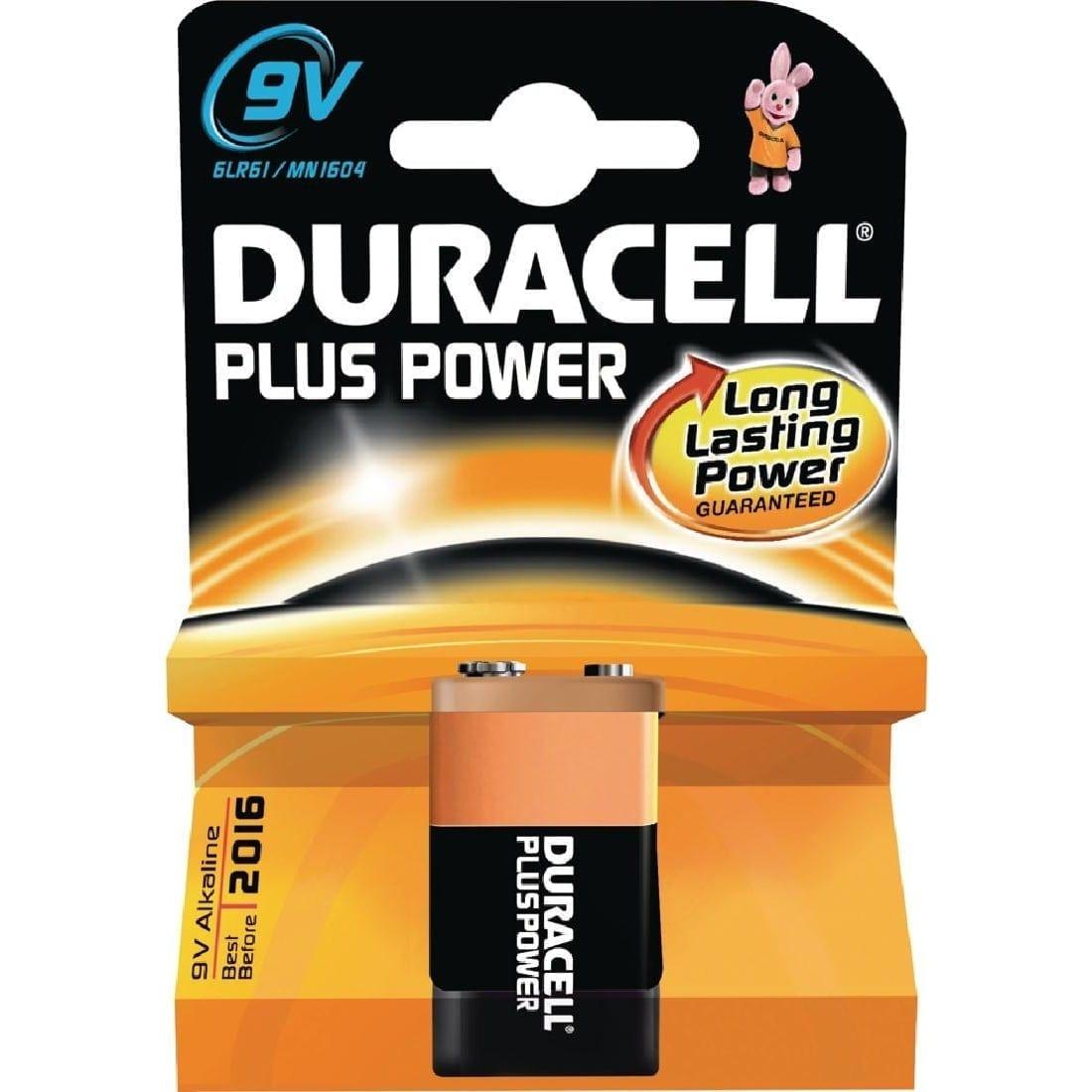 Duracell Battery 9V-0