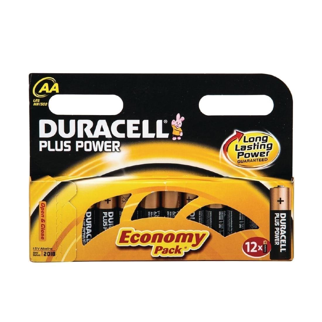 Duracell Battery Bulk Pack AA (Pack 12)-0