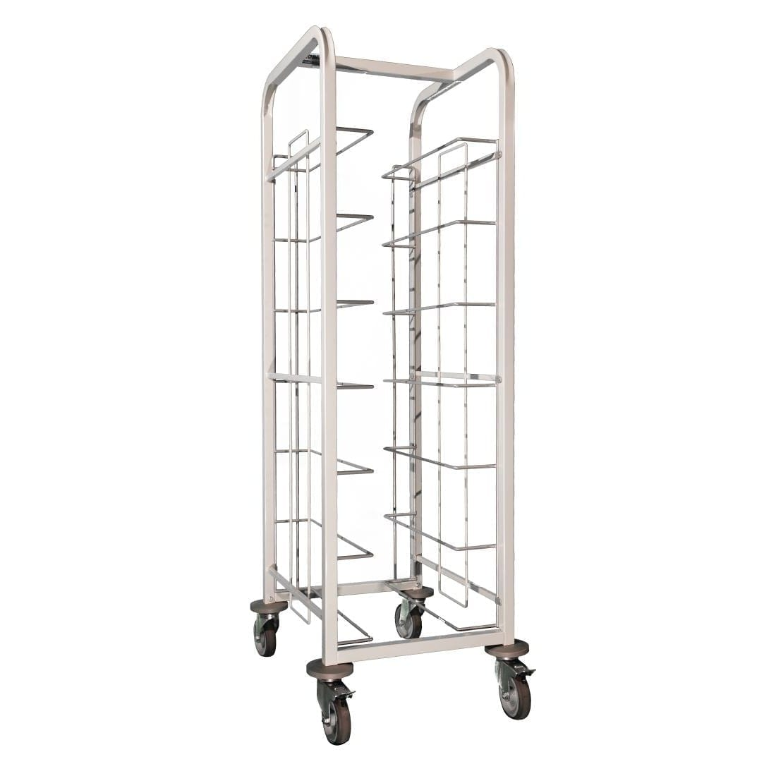 Craven Tray Clearing Trolley (7 level 170mm spacing) (Direct)-0