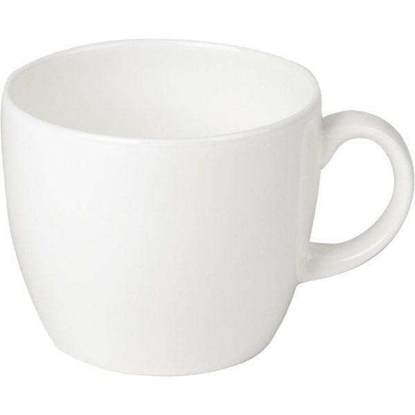 Royal Bone Ascot Coffee Cup - 200ml 7oz (Box 6)-0