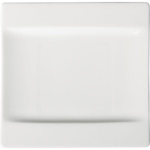 "Royal Bone DEVA Prime Square Plate - 145x145mm 5.75x5.75"" (Box 12)-0"