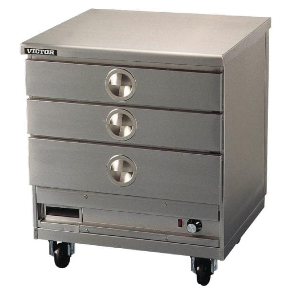 Victor Sovereign Free Standing Heated Drawer (Direct)-0