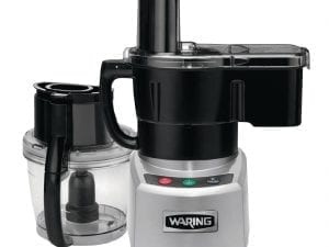 Waring Food Processor - 3.8Ltr with Continuous Feed-0