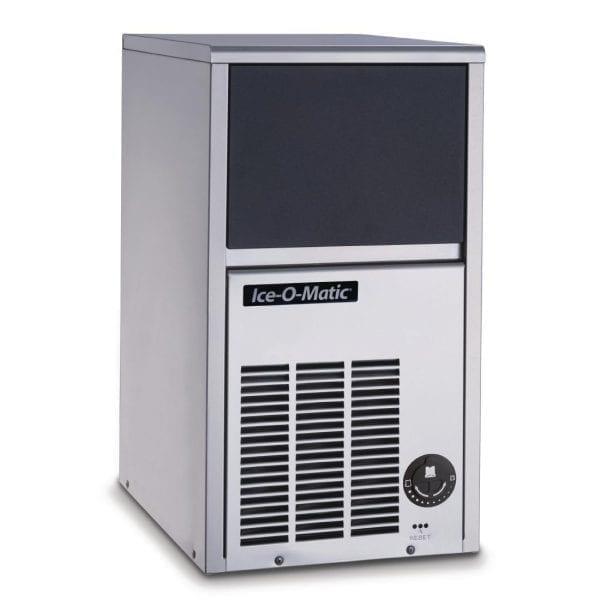 Ice-O-Matic Ice Machine Max 19kg/24hr Output 6kg Storage c/w drain pump (Direct)-0