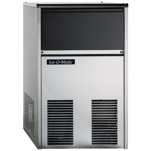 Ice-O-Matic Ice Machine Max 23kg/24hr Output 8kg Storage c/w drain pump (Direct)-0