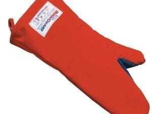 Conventional Mitt Poly-Cotton - 15""