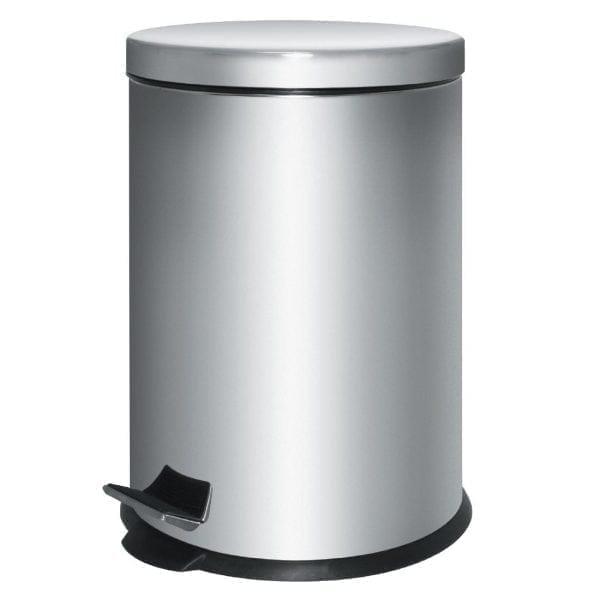 Stainless Steel Pedal Bin - 5Ltr-0