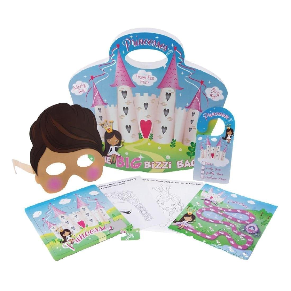 Big Bizzi Bags (Princess Design) (Box 60)-0