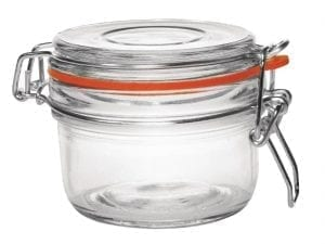 Vogue Preserve Jar - 125ml (Box 6)