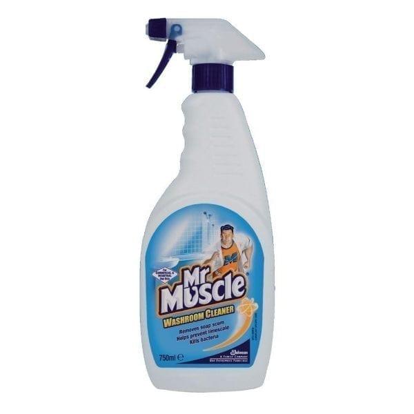 Mr Muscle Washroom Cleaner - 750ml Trigger-0