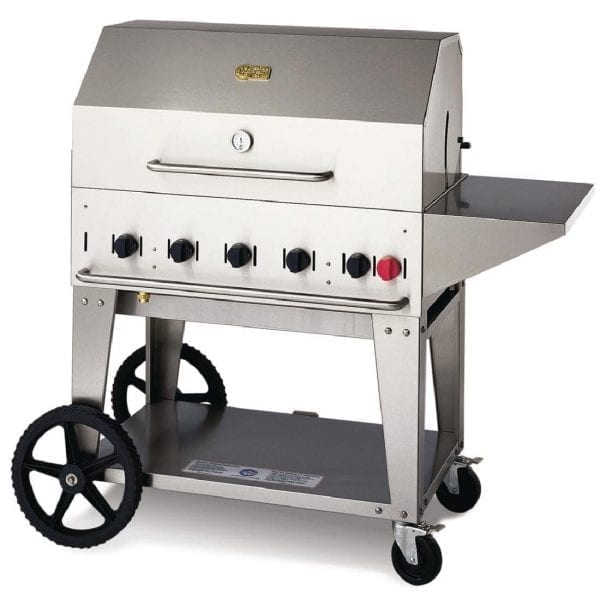 Crown Verity 5 Burners Gas BBQ (Propane) (Direct)-0