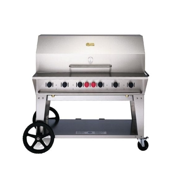 Crown Verity 6 Burners Gas BBQ (Propane) (Direct)-0