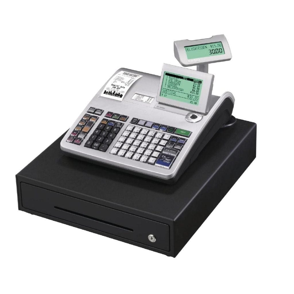 Cash Registers and Till Rolls