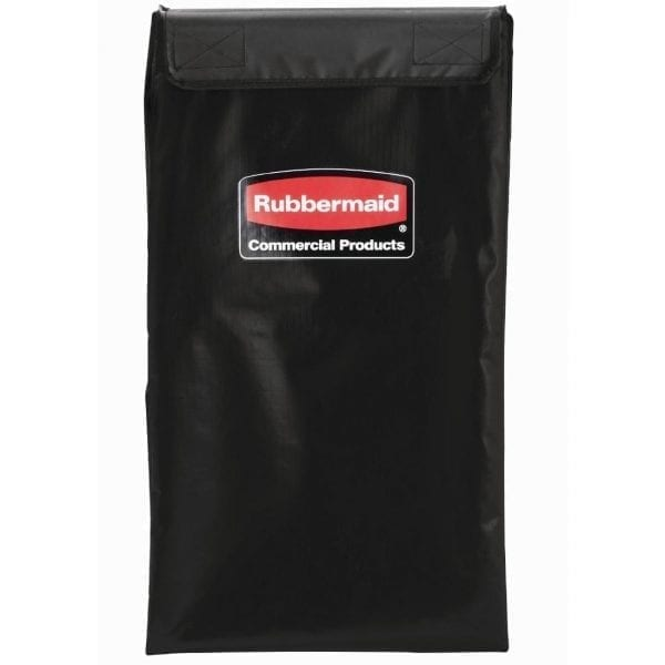 Rubbermaid X-Cart Black Bag - 150Ltr-0