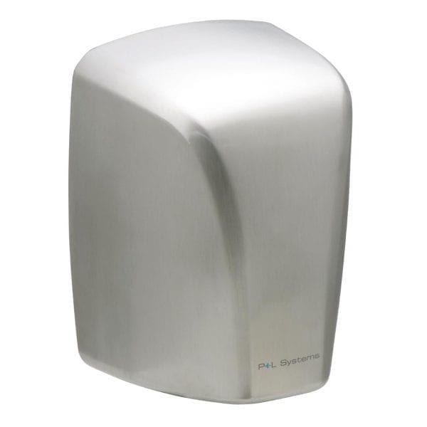 Fast Dry Hand Dryer - 1600watt Brushed Stainless Steel (Direct)-0