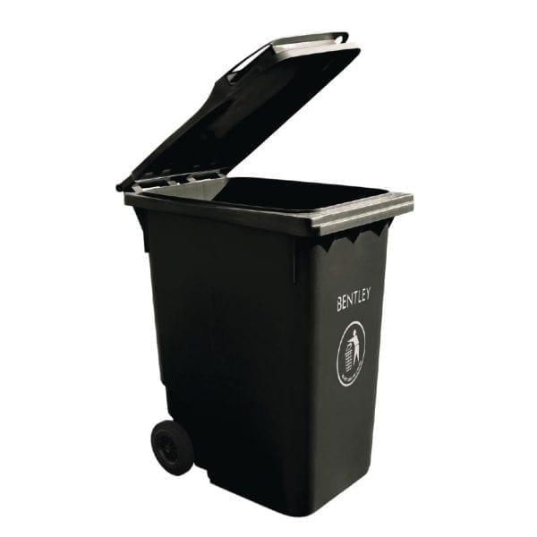 Wheelie Bin Black - 240Ltr (Direct)-0