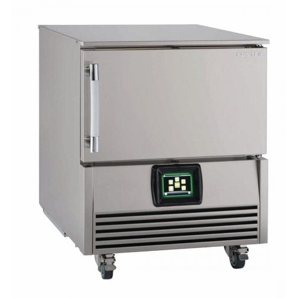 Foster 15Kg Blast Freezer/Chiller Cabinet (St/St ext/int) (Direct)-0