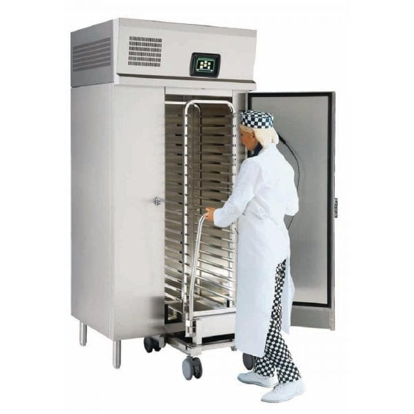 Foster 60Kg Roll-In Blast Chiller Integral Cabinet (St/St ext/int) (Direct)-0