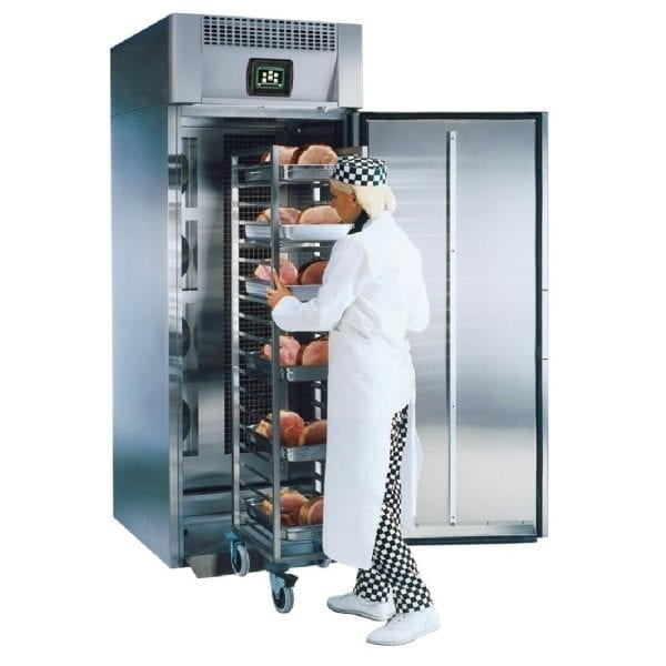 Foster75kg/15kgRoll-In Blast Chiller/Freezer RemoteCabinet(St/Stext/int)(Direct)-0