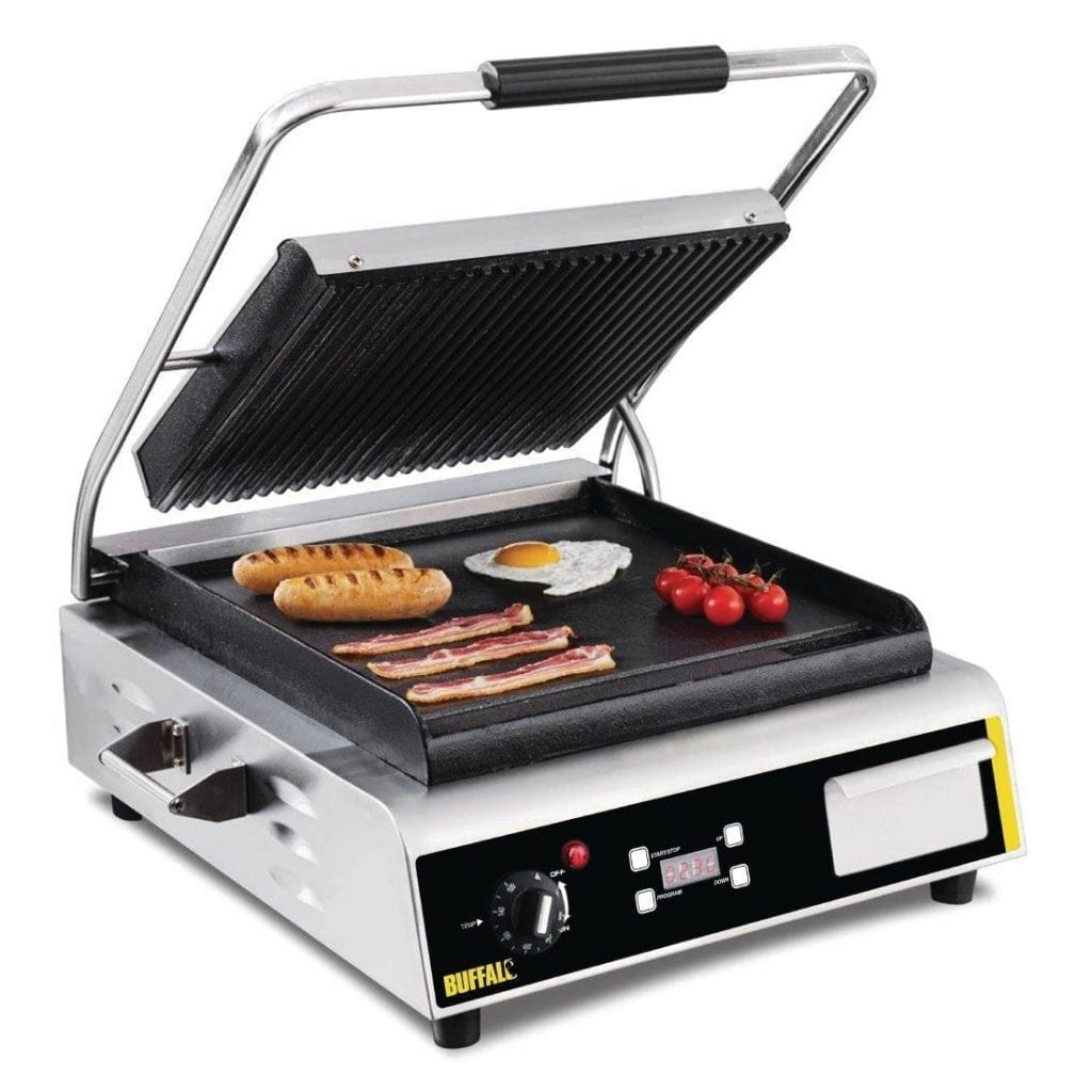 Panini and Contact Grills