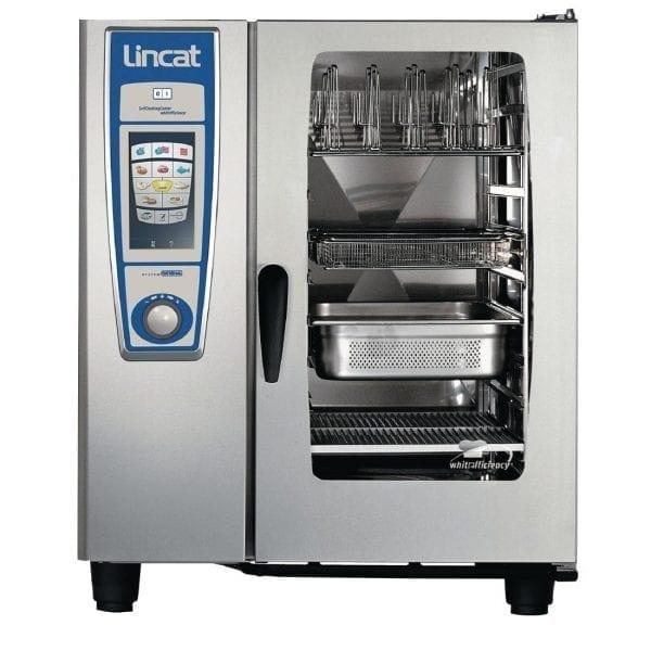 Lincat Opus Selfcooking Center Steamer LPG - 10 x 1/1 GN (Direct)-0