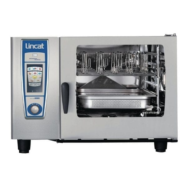 Lincat Opus Selfcooking Center Steamer LPG - 6 x 2/1 GN (Direct)-0