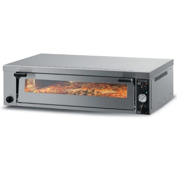 Lincat Premium Range Pizza Oven Single Deck - H375xW1286xD1002mm (Direct)-0
