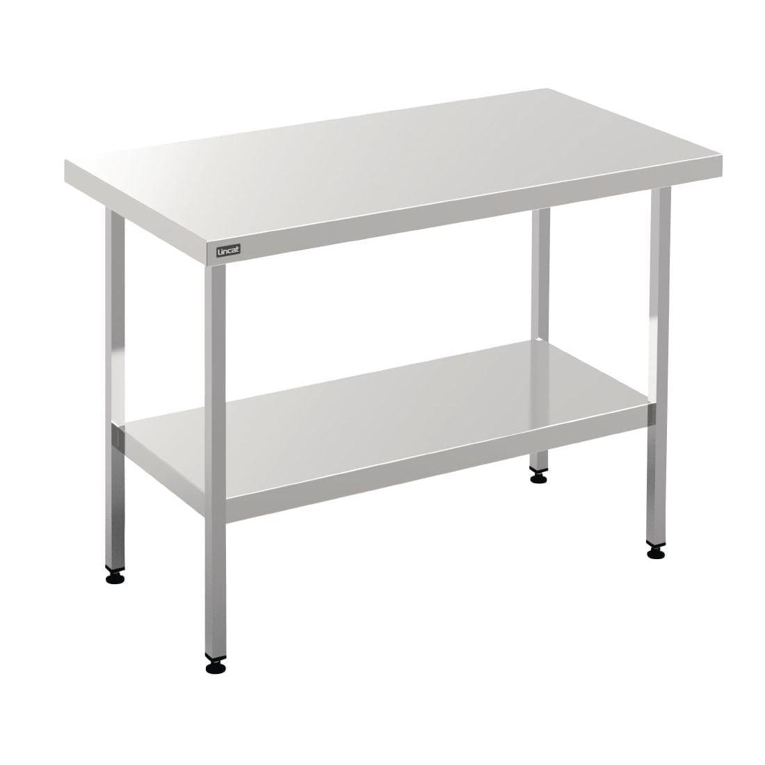 Lincat Centre Table - Width 1800mm (Direct)-0