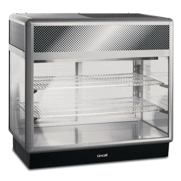 Lincat Seal 650 Rectangular Front Refrigerated Display Back-Serv1000mm(Direct)-0