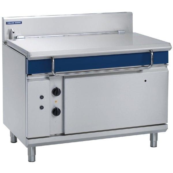 Blue Seal Evolution Tilting Bratt Pan Elec Tilt Mechanism Nat Gas 120Ltr(Direct)-0
