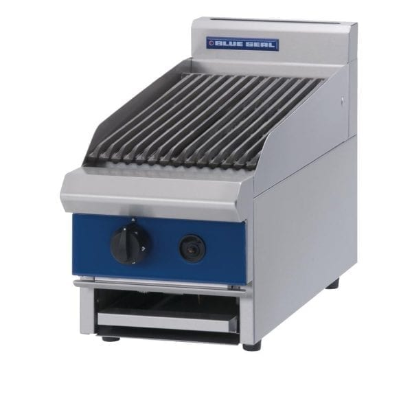 Blue Seal Evolution Chargrill LPG - 300mm (Direct)-0