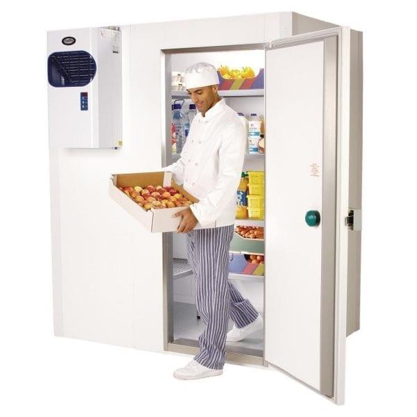 Foster Advantage Walk-In Freezer 1500mm W x 1500mm D x 2100mm H (Direct)-0