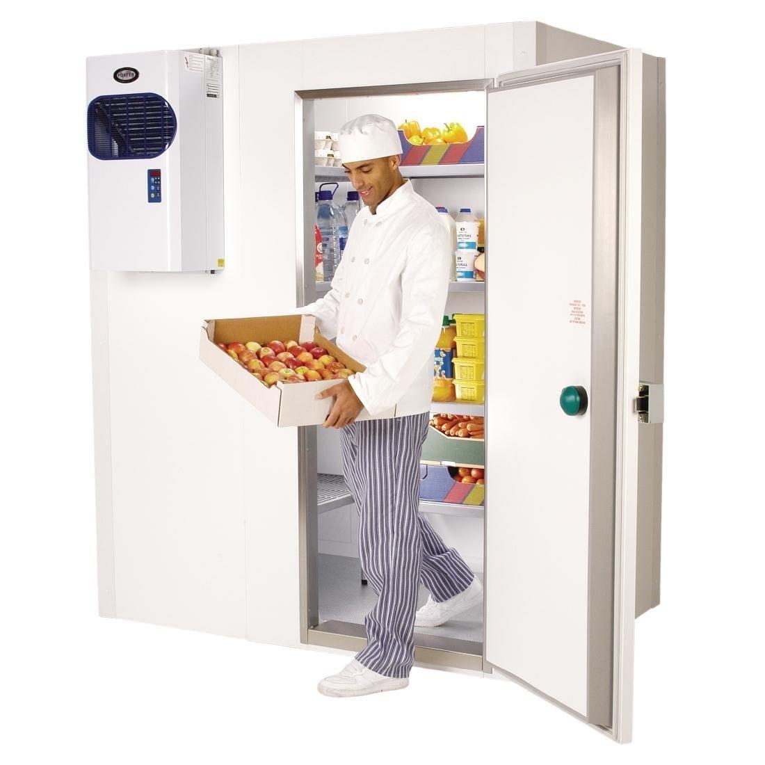 Foster Advantage Walk-In Freezer 1800mm W x 1800mm D x 2100mm H (Direct)-0