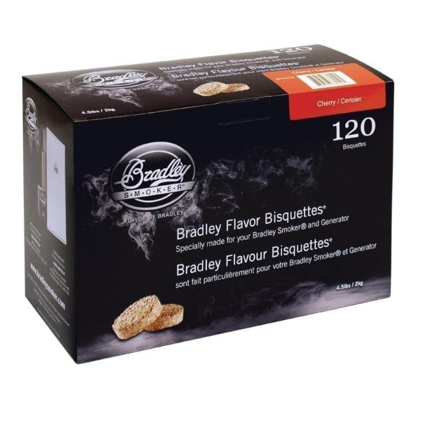 Bradley Cherry Bisquettes (Pack 120)-0