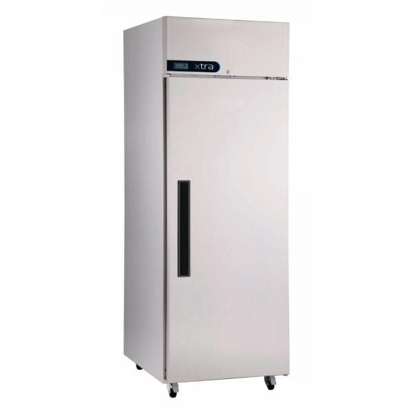 Foster Xtra 1 Door 600Ltr Cabinet Freezer R404a (St/St Ext Alu Int) (Direct)-0