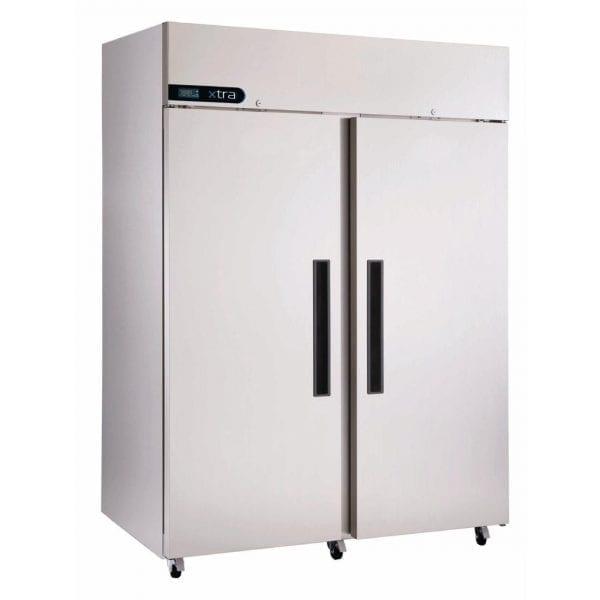Foster Xtra 2 Door 1300Ltr Cabinet Freezer R404a (St/St Ext Alu Int) (Direct)-0