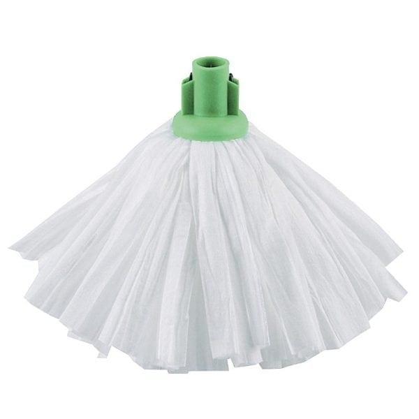 Standard Big White Socket Mop Green - 120g 4.2oz