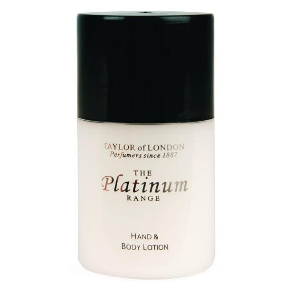 Platinum Range Hand & Body Lotion - 30ml (Box 50)-0