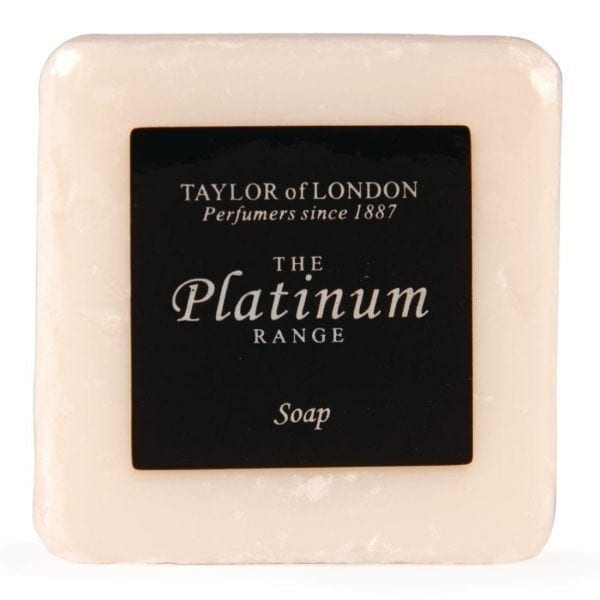 Platinum Range Soap Cello Wrapped Soap - 30g (Box 50)-0