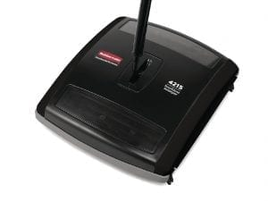 Rubbermaid Mechanical Brushless Sweeper