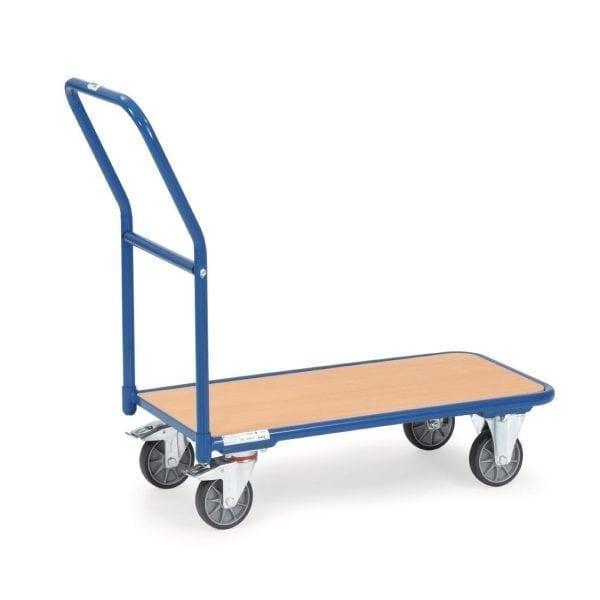 Firm Loading Platform Trolley - 200kg 900H x 1100L x 450mmW (Direct)-0