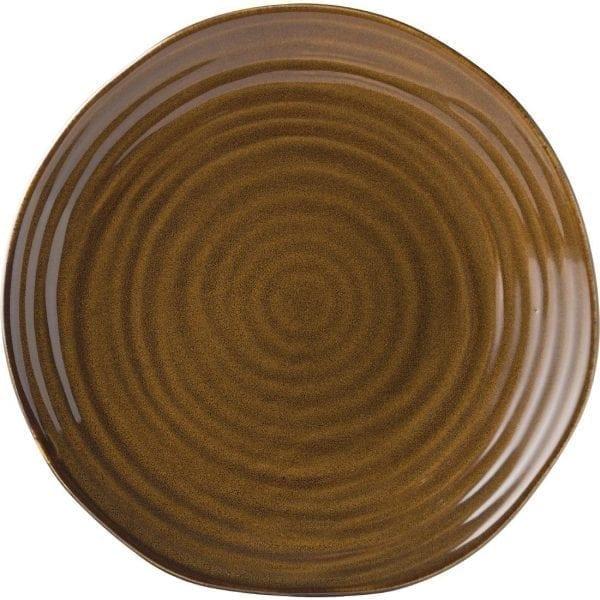 "Tribeca Malt Plate - 280mm 11"" (Box 6)-0"