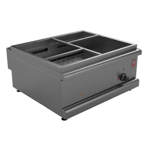 Falcon 350 Series 2 x 1/1 GN Dry Well Electric Bain Marie (Direct)-0
