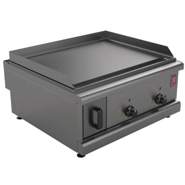 Falcon 350 Series Countertop Electric Griddle 700mm Wide (Direct)-0