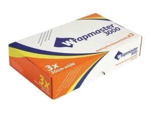 "Wrapmaster Baking Parchment Refill - 300mm 12"" x 50m (Box 3)-0"